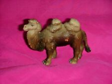 SCHLEICH TWO HUMP CAMEL EDUCATIONAL ANIMAL FIGURE TOY CAKE TOPPER