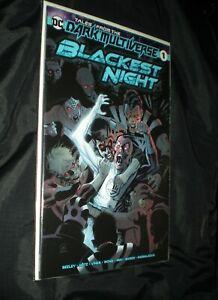 "DC Tales From The Dark Multiverse ""Blackest Night"" 1 NM"