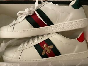 Gucci Ace Sneakers Men Size 9 US