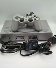 Sony Playstation 1 PS1 Console. UK PAL. Mod Chip. Controller. AV & Power Leads.