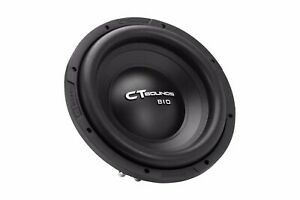 "CT  SOUNDS BIO 10"" SUBWOOFER 10"" BIO-10D4"