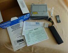 Autoradio Panasonic CQ-RDP855LEN Autoradio Auto-CD-Radio schwarz