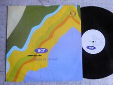 "A Certain Ratio – Backs To The Wall - Vinyl, 12"", Maxi-Single"
