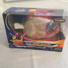 Kung Zhu Battle Hamster Special Forces Rock'O Item 88002 New In Box