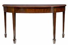 Mahogany Regency Edwardian Tables (1901-1910)