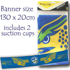 NRL Parramatta Eels Double Sided Party Banner Flag