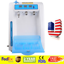 Dental Handpiece Maintenance Lubricat Lubricating Lubrication Oiling System USA+