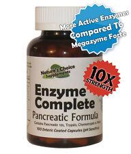 Enzyme Complete 10x Pancreatic Formula