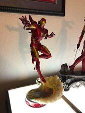 Sideshow Iron Man Extremis Mark II Statue - Adi Granov Artist Series
