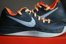 Nike Zoom Hyperfuse 2012 Low Squadron Blue/Total Orange James Harden OKC