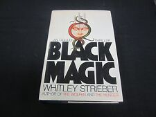 Black Magic by Whitley Strieber (1982 First Hardcover)
