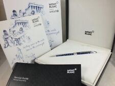 Rare Montblanc Meisterstuck Unicef 2017 Solitaire LeGrand 162 Rollerball Pen