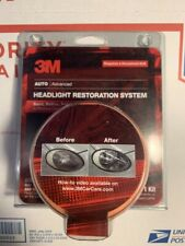 NEW 3M 39008 Headlight Lens Restoration System Advanced Plastic Buffing LAST ONE