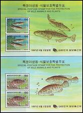 Korea - SC 1905-06 Fish SS 2v 1997