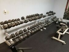 used commercial gym equipment -Trotter by Cybex and Promaxima