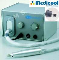 MEDICOOL FileStream Professional Podiatry Drill With Integral Vacuum GERMANY