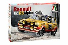 Renault R5 Alpine Rally Ragnotti - Frequelin 3652 Italeri 1/24 Model Kit