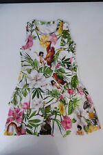Monnalisa Girls Dress, Jungle Book, Size Age 4 Years, VGC