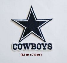 Dallas Cowboys   Sport Logo Embroidery Patch Iron and sewing on Clothes