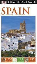 DK Eyewitness Travel Guide: Spain, DK, New Book