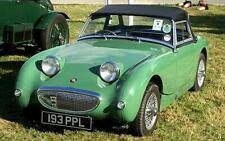 Austin Healey Frogeye Sprite Top Cover. Winter & summer protective car cover