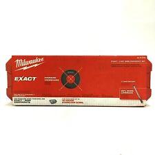 Milwaukee Exact 1 38 Inch Sink Ratchet Knockout Set 49 16 2702