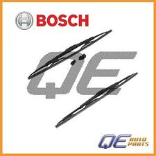 Acura RSX Accord Azera Soul Bosch Set of 2 Windshield Wiper Blades 40520 / 40524