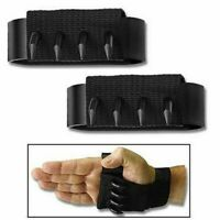 NEW 2 Pc Shuko Black Ninja Climbing Set Hand Spikes Sharp Steel Sharp Pair
