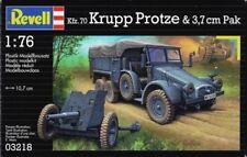 Revell 1:76 Krupp Protze & 3.7 cm Pak