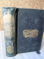 BEYOND The MISSISSIPPI,1869,Albert D. Richardson,Illust