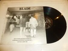 "BLADE - Lyrical Maniac - 2000 UK 5-track 12"" Vinyl Single"