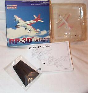 RP-3D  VXN-8 US Navy El Coyote Dragon wings New in Box 1:400 55691