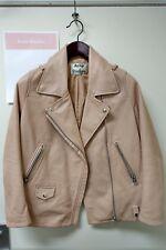 Acne Studio Leather Jacket...Size EU 34 (S/M)... MINT.... $2,000+!