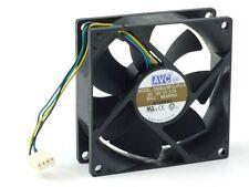 AVC ds08025b12up019 Processor PC cooling fan/CPU-ventilador 80x25mm 0.7a ds08025b12u
