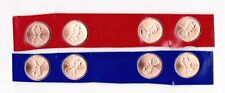 2009 Lincoln Bicentennial Cents from Mint Set 95% Copper-Satin Finish