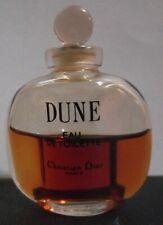Christian Dior DUNE Eau de Toilette edt Perfume 5ml MINIATURE VINTAGE RARE !!!