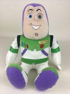 "Disney Toy Story Buzz Lightyear 14"" Plush Stuffed Toy Space Hero Kohls Care 2010"