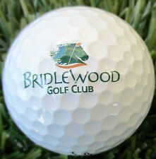 New Logo Golf Ball - Pro V1 /           BridleWood G C ,  TX  -  1997