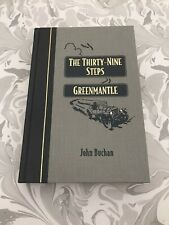 The Thirty-Nine Steps and Greenmantle by John Buchan (Hardback, 1994)