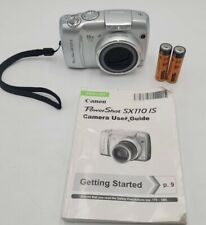 Canon PowerShot SX110 IS 9MP 10x Optical Zoom Lens