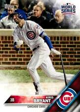 Kris Bryant WS-19 2016 Topps Cubs World Series Champions