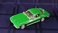 Vintage AMT Annual 1966 Chevy Corvette Fastback Master Build Model See Pictures