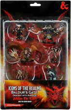 Descent into Avernus Arkhan the Cruel and the Dark Order Figure Pack D&D Icons