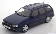 1:18 KK-Scale VW Passat B3 VR6 Variant 1988 darkblue
