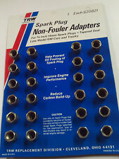 TRW Service Line NOS Spark Plug Non-Fouler Adapter(s) 14mm Lot of 24 w/ Display
