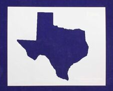 State of Texas Stencil -14 mil Mylar Painting/Crafts