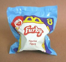 NEW Sealed 1998 McDonalds FURBY Happy Meal Toy Figure # 8 Tiger Electronics