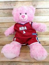 Build a Bear Nba Basketball Player Plush Stuffed Animal Jersey Shorts