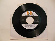 JAYE P. MORGAN Do You Really Have A Heart /A Song For You BEVERLY HILLS  45