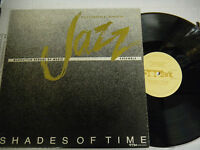 33RPM Jazz Vinyl Shades of Time-Manhattan School of Music Jazz Ensemble112612LAE